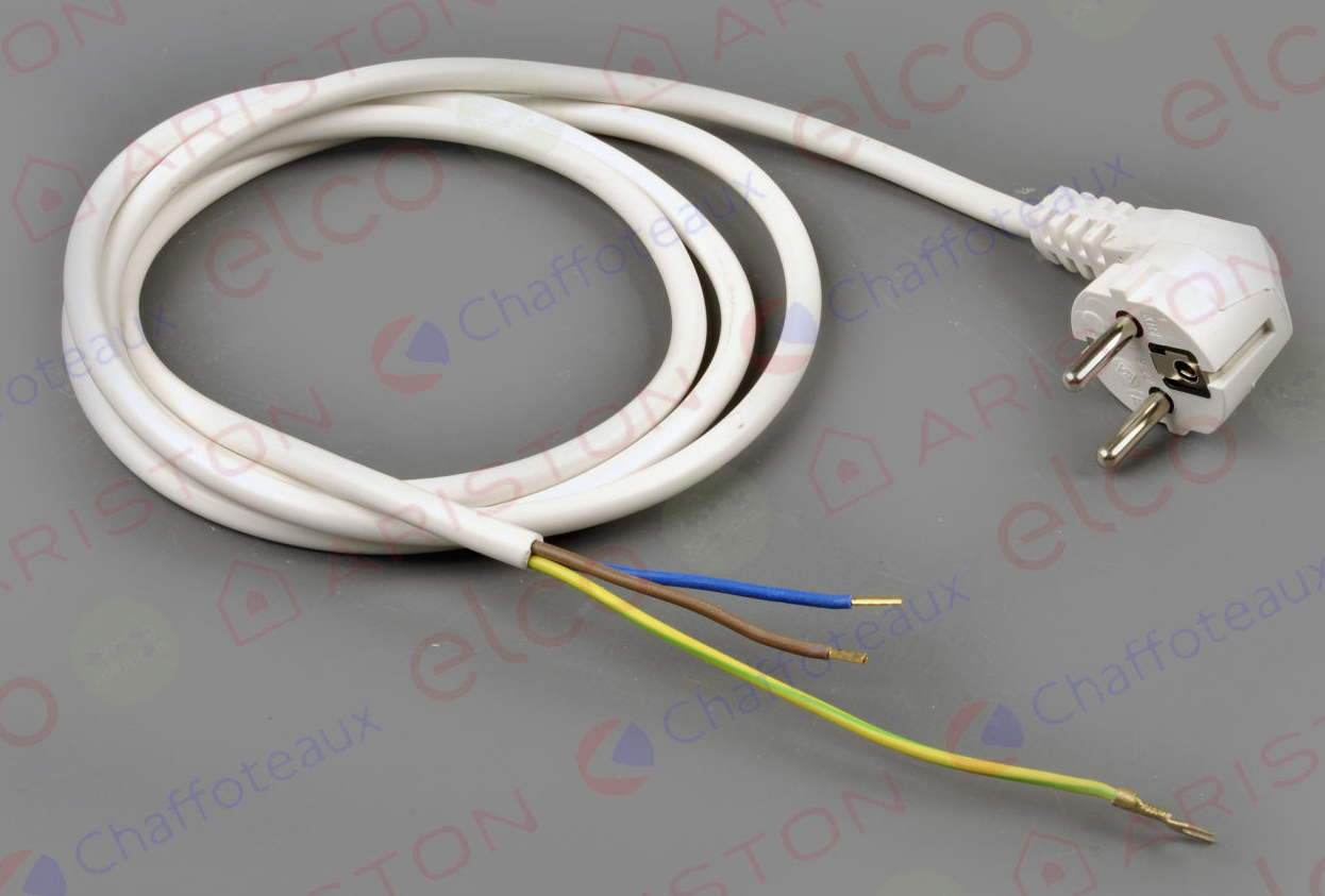 570096 ARISTON CABLE DE ALIMENTACION