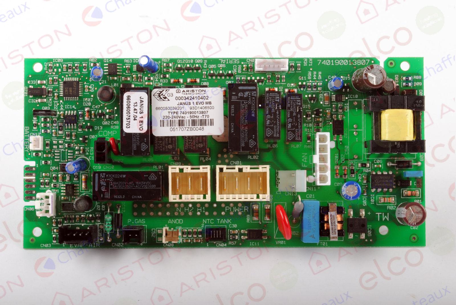 Circuito Electronico : Circuito electronico principal u ac
