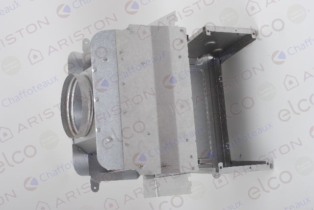 BURNER-EXTRACTOR-CAMERA-GAS GROUP